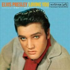 Loving You [Limited Edition] by Elvis Presley (Vinyl, May-2012, Friday Music)