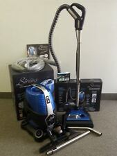 NEW 2016 SIRENA VACUUM & AIR CLEANER 2-SPEED+ E-2 rainbow fragrance 10yr warrnty