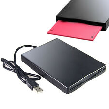 "OZ Hot for PC Laptop Win Mac 3.5"" FDD USB External Floppy Hard Disk Drive 1.44MB"