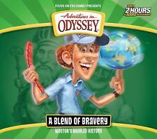 Adventures in Odyssey: A Blend of Bravery Vol. 1 : Wooton's Whirled History...