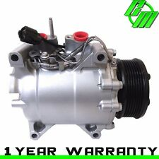A/C Compressor and Clutch Fits Honda CR-V l4 2.4L 2002-2006 OEM HS110R