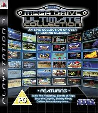 Sega mega drive ultimate collection ~ PS3 (en très bon état)