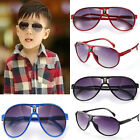 Trendy children aviator sun glasses chit cool 6 colors parim colorful for Girl