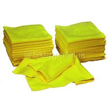 12 x Ultra Soft Signature Micro fibre Towels Detailing Polish Polishing Cloths