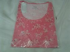 RELAX AND SLEEP PYJAMA TOP/ T-SHIRT STYLE IN PINK    SIZE 16   BNWT