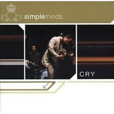 Simple Minds - Cry - CD - Neu