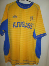 "Chelsea 2000-2001 Away Football Shirt Size Large 43"" /22236"