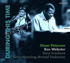 During This Time [CD/DVD] by Oscar Peterson/Ben Webster (CD, Feb-2014, 2 Disc...