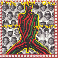 Midnight Marauders - Tribe Called Quest  (Vinyl Used Very Good) Explicit Version