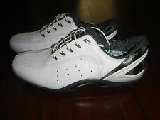 FOOTJOY FOOT JOY SPORT WHITE GOLF SHOES MENS SZ 11 WIDE  NWOB