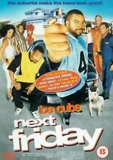 Next Friday [DVD] [2000] Ice Cube, Mike Epps, Steve Carr Brand New and Sealed