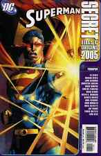 SUPERMAN SECRET FILES & ORIGINS 2005 NEAR MINT DC COMICS