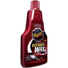 Meguiars Cleaner Wax Liquid + Free Microfibre & Car Care Samples!!!