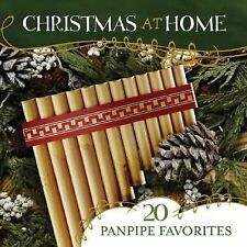 Christmas at Home: 20 Panpipe Favorites (Christmas at Home (Barbour)) by Bernar
