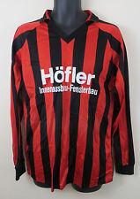 Thaler Sport Retro Football Shirt Soccer Jersey Vtg Long Sleeve Trikot 7/8 Large