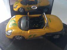 Renault spider F1 pace voiture original quartzo diecast voiture modèle wx