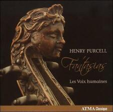 Henry Purcell: Fantasias, New Music