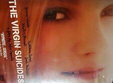 THE VIRGIN SUICIDES Kirsten Dunst DVD Sofia Coppola directorial debut teen film