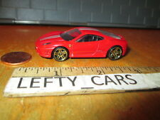 HOTWHEELS FERRARI 430 SCUDERIA COUPE SCALE 1/64 - LOOSE! NO BOX!