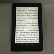E Book Reader Android WiFi 5GB Ebook 7 Inch 1024x600 IPS Capacitive Touch Screen
