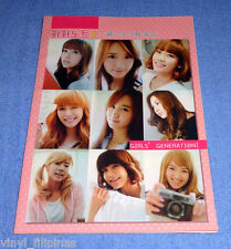 Made In KOREA:GIRL'S GENERATION - Slumbook,BOOK,Mini PB,K-POP,Korean Pop