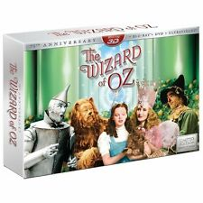 The Wizard of Oz: 75th Anniversary Limited Collector's Edition (Blu-ray 3D / Blu