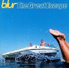 Great Escape 2008 by Blur *NO CASE DISC ONLY*