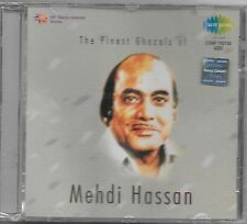 THE FINEST GHAZALS OF MEHDI HASSAN - SOUND TRACK CD - FREE UK POST