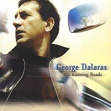 The Running Roads by George Dalaras Cd NEW and SEALED - Ships from the US!