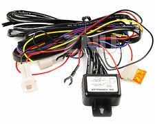 LED Daytime Running Light DRL Relay Harness Automatic On &Off Switch Control SMD