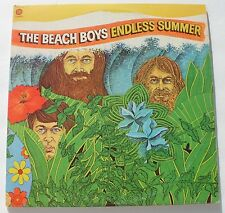 The Beach Boys - Endless Summer - 2-Disc LP - includes 7 Billboard Top 10 hits