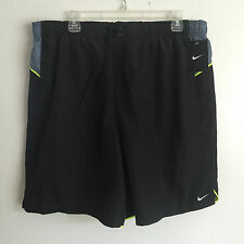 "NIKE MEN'S SWIM TRUNK VOLLEY SHORTS 9"", SWIMWEAR: STYLE #NESS6413-001- X-LARGE"
