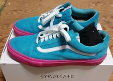 VANS X Golf Wang X Syndicate Old Skool Blue Pink Size 10.5 supreme odd future