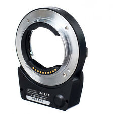 Design pr Leica M Lens to Sony a7II a7RII a6500 a6300 TECHART Auto Focus Adapter