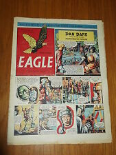 EAGLE #16 VOL 3 25TH JULY 1952 BRITISH WEEKLY DAN DARE SPACE ADVENTURES