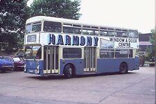 SOUTHEND Transport MRJ242W 6x4 Quality Bus Photo