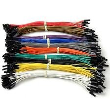 40pcs20cm female to female Dupont cable Dupont Wire Color Jumper Fr Arduino X5RG