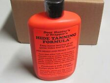Deer Hunter's & Trapper's Hide & Fur Tanning Formula 8 oz. New