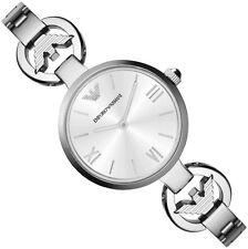 EMPORIO ARMANI Ladies Watch AR1772-totalmente Nuevo Con Certificado De Autenticidad