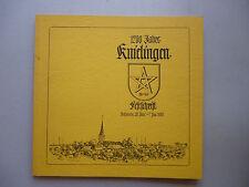 1200 Jahre Knielingen Festschrift 1986 Karlsruhe