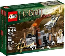 Lego Hobbit WITCH KING BATTLE Rare set 79015 New & Sealed CREASED BOX