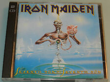 Iron Maiden - Seventh Son of a Seventh Son - RARE Limited 2cd