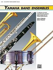 Yamaha Band Ensembles, Book 2: Clarinet, Bass Clarinet (Yamaha Band Method)