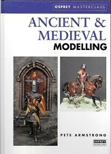 Osprey Ancient & Medieval Modelling Masterclass Roman Anglo Saxon England Castle