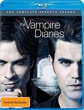 VAMPIRE DIARIES : SEASON 7  Blu Ray - Region B sealed