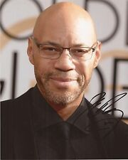 12 YEARS A SLAVE: JOHN RIDLEY SIGNED 10x8 PORTRAIT PHOTO+COA