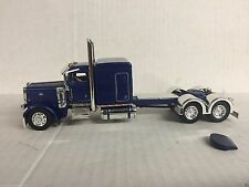 Peterbilt 389 Sleeper Cab only  Color: Solid Blue
