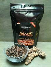Civet Coffee Kopi Luwak ARABICA Roasted Beans Authentic CERTIFIED 250g / 8.8oz