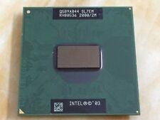 Intel Pentium M 755 SL7EM 2GHz FSB 400MHz SOCKET 479 CPU tested tt