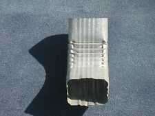 "Downspout Galvanized Steel 75 degree Type A Elbow 3"" X 4"""